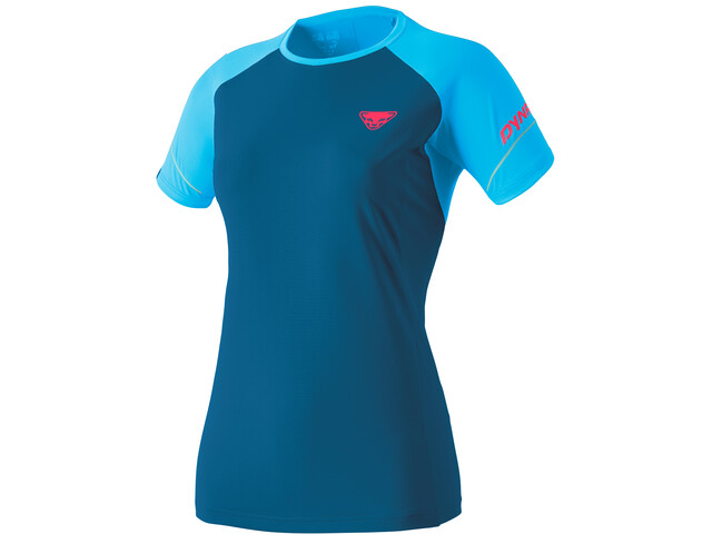 Dynafit Alpine Pro Camiseta Manga Corta Mujer, methyl blue